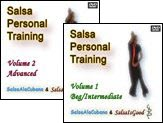 Salsa Training DVD