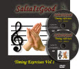 Timing Exercises Volume 1 - Salsa Instructional DVD